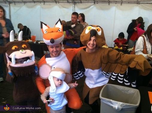 Gruffalo Characters Costume