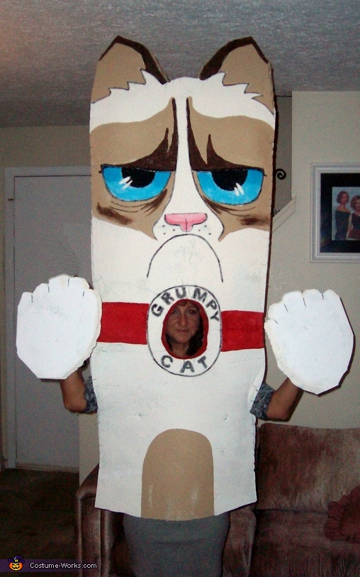 Grumpy Cat Costume
