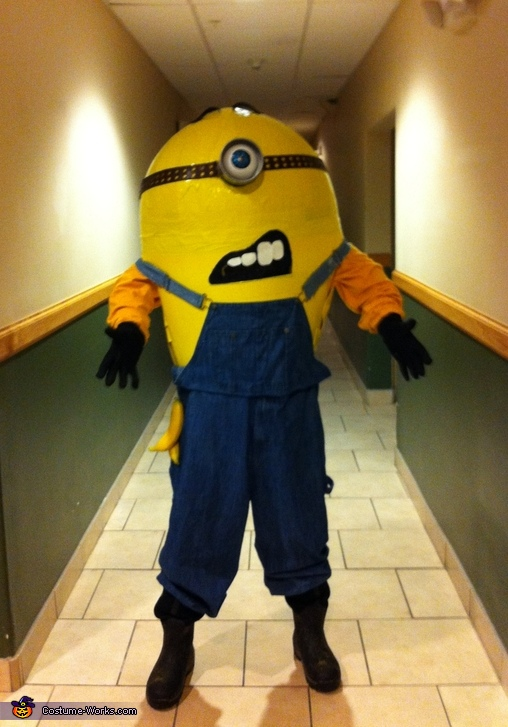 Gru's Minion Costume