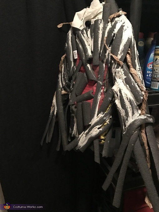 Magic in the making, Guardians of the Galaxy Groot Costume