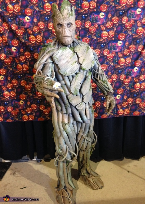 Guardians of the Galaxy Movie Groot Costume