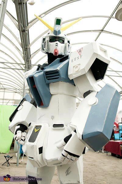 Gundam Costume