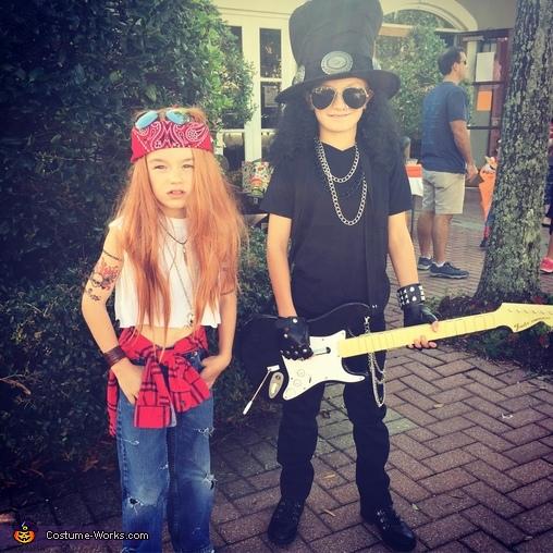 Guns N Roses Costumes