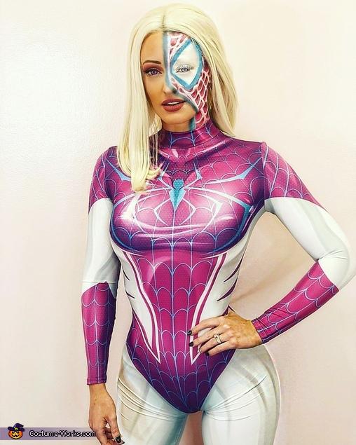 Gwen Stacey Costume