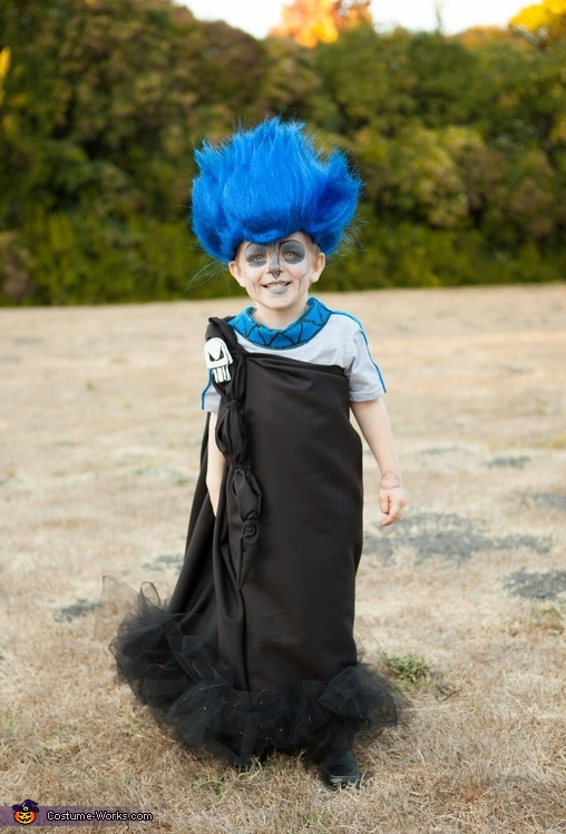 Hades Costume  sc 1 st  Costume Works & Hades Child Costume