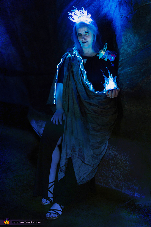 Hades, Lord of the Dead Costume