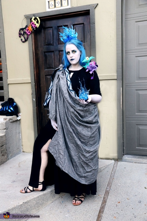 'He had a plan to shake things up.', Hades, Lord of the Dead Costume