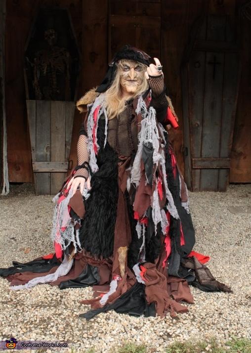 Hag Costume