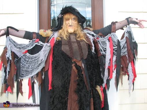 Its just a bunch of Hocus Pocas., Hag Costume