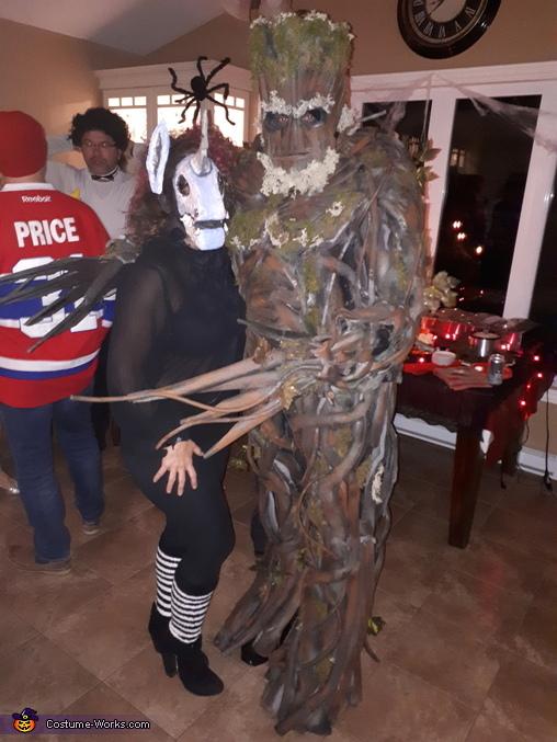 Hairy Groot Costume