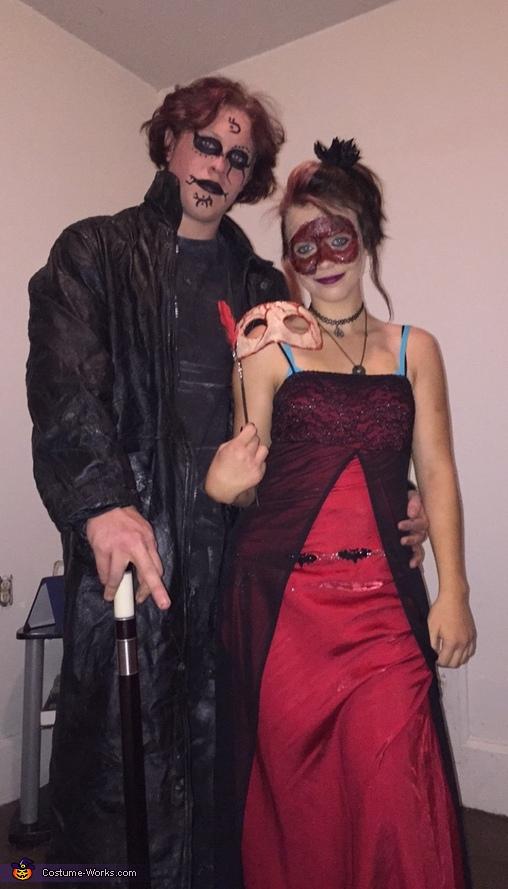 Half-dead Masquerade Costume