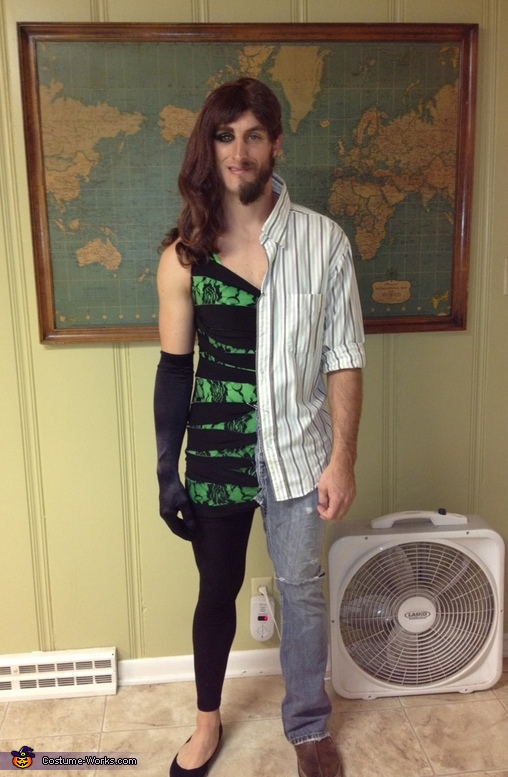 Half and Half Costume