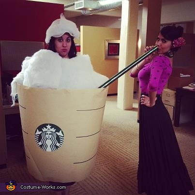 Coffee Costume