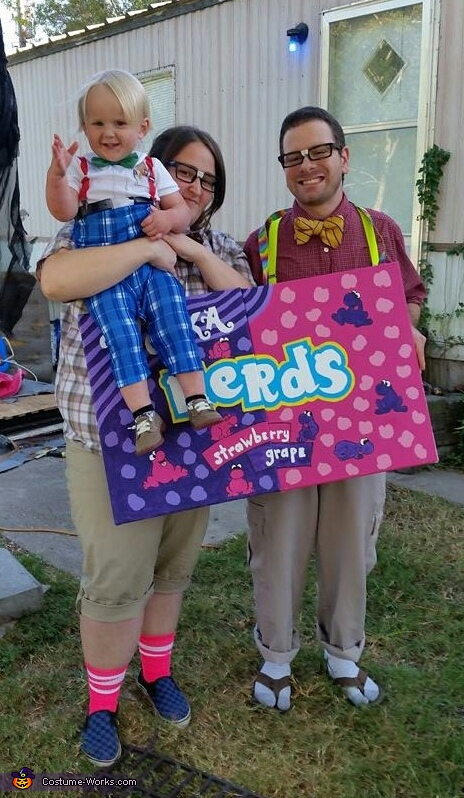Nerds Costume