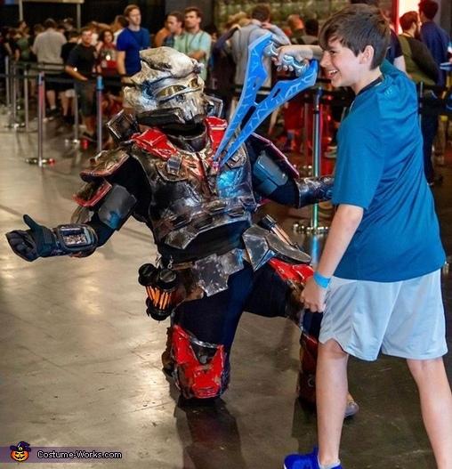 Halo 3  Hayabusa Costume