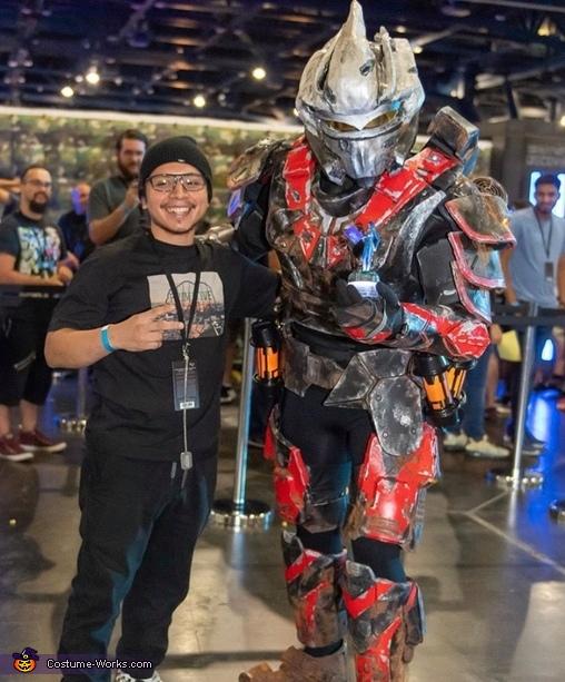 Amazing Community, Halo 3  Hayabusa Costume