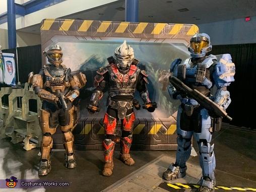 Halo 3, Halo 3  Hayabusa Costume