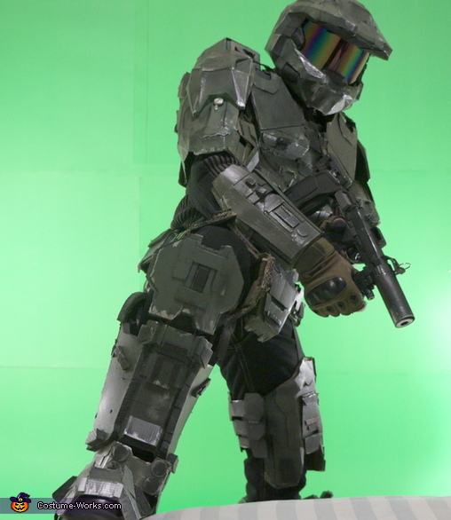 Halo: Masterchief Costume
