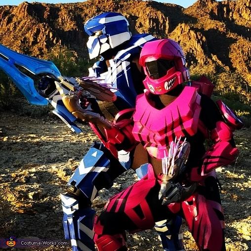 Halo Spartans Costume