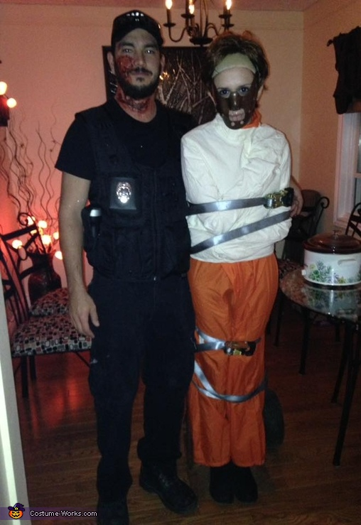 Hannibal Lecter Costume