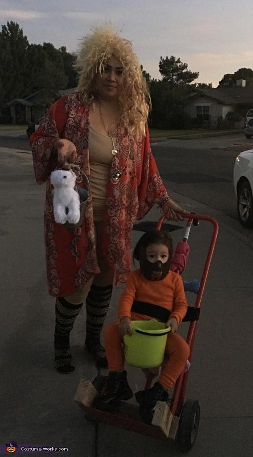 hannibal lecter and buffalo bill costume