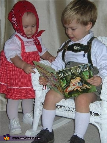 Hansel and Gretel Costume