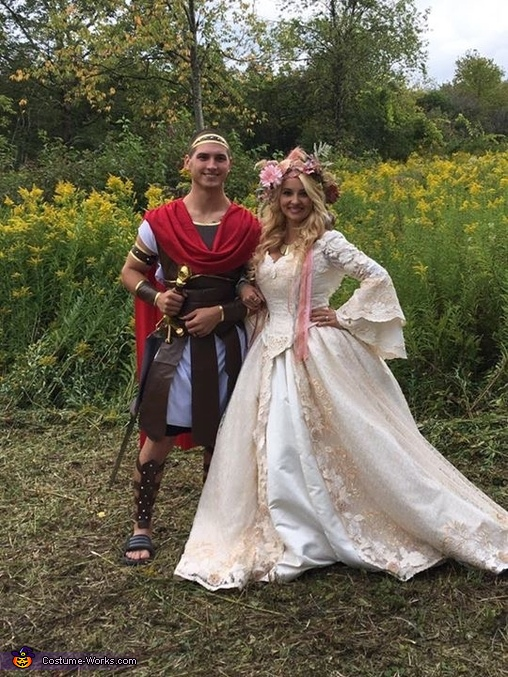 She found her Prince Charming, Happily Ever After Costume
