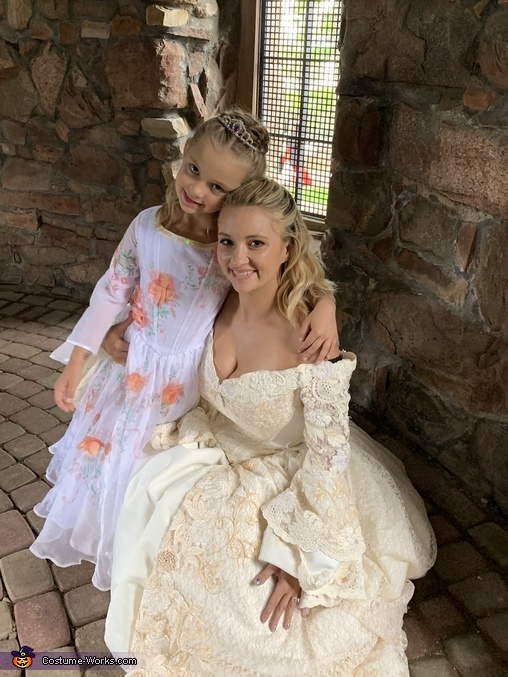 Raising a little princess!, Happily Ever After Costume