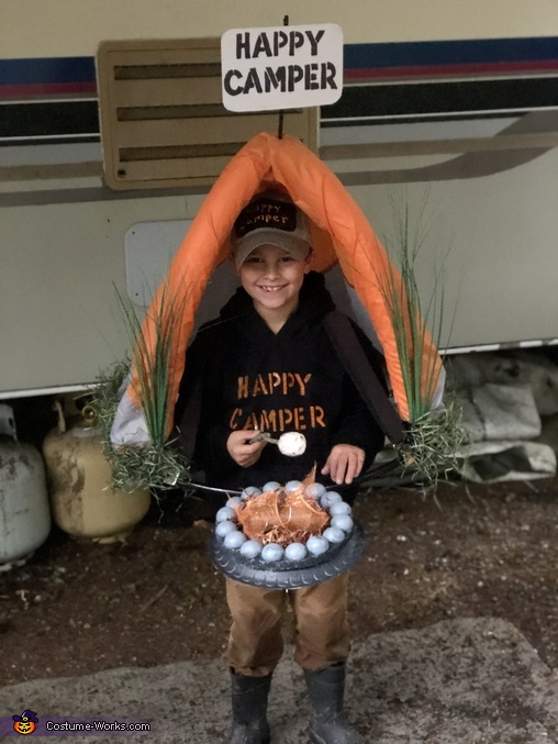 Happy Camper Costume
