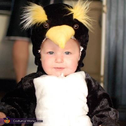 Happy Feet Penguin Costume