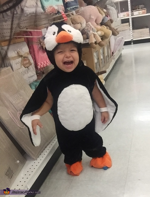 Happy Feet Costume