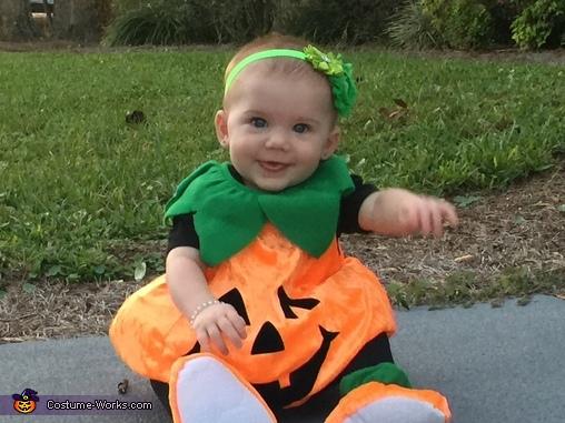 Happy Pumpkin Costume