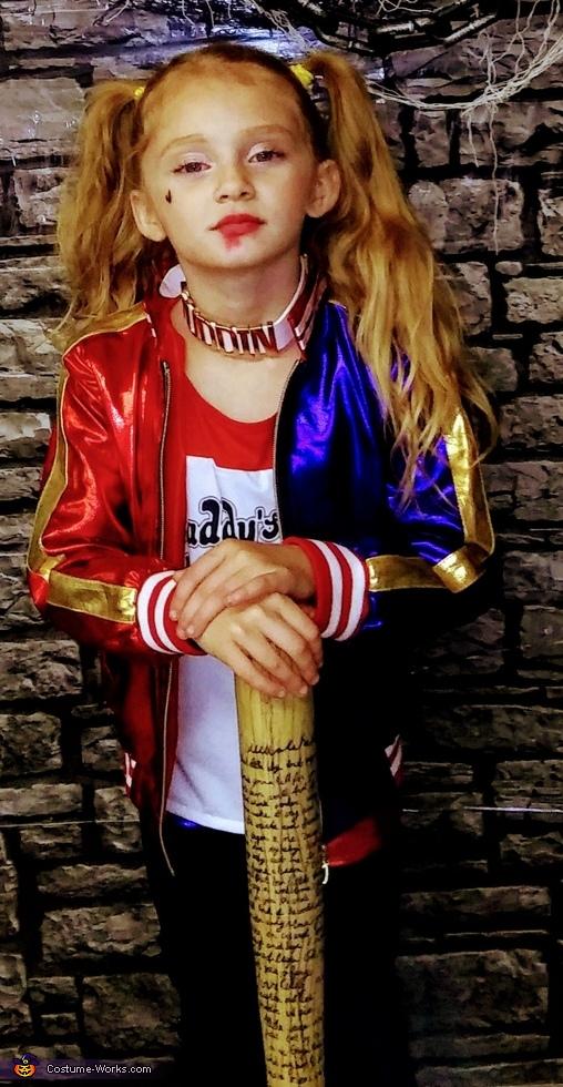 Let's roll, Harley Quinn Costume