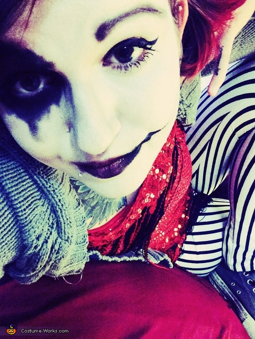 Harley Quinn, Harley Quinn Costume