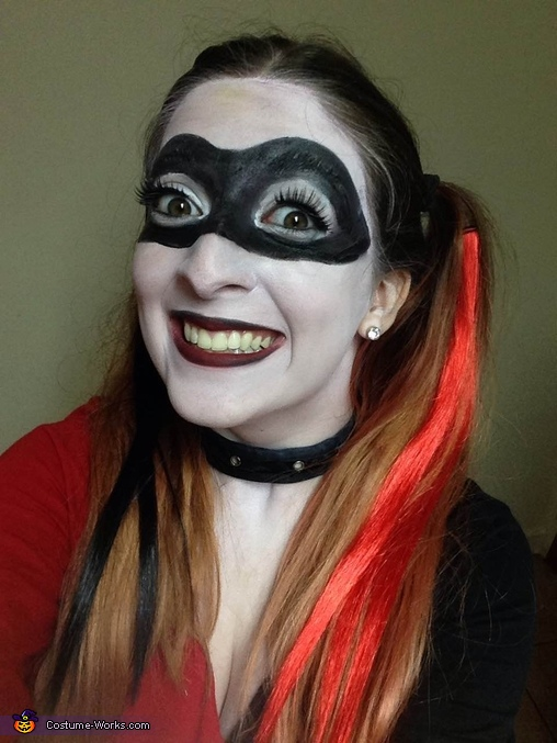 Harley Quinn Close Up, Harley Quinn Costume