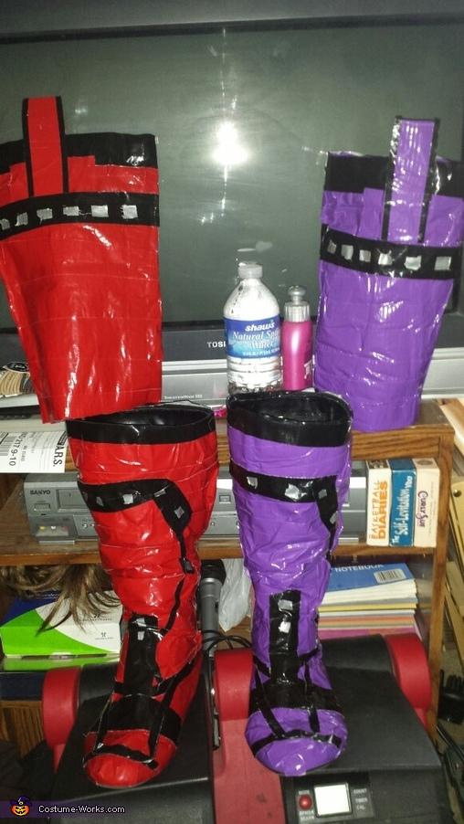 Harley Quinn Insane Asylum Homemade Costume