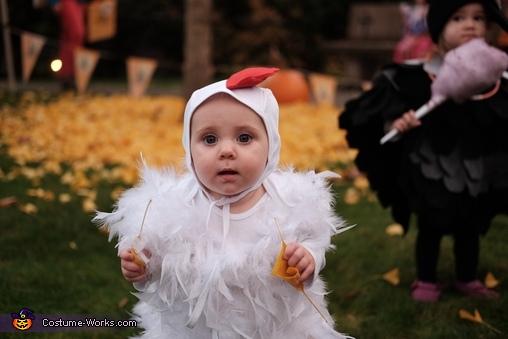 Bock bock!, Chicken Baby Costume