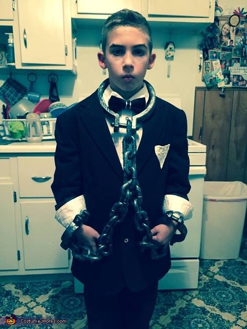 Harry Houdini Costume
