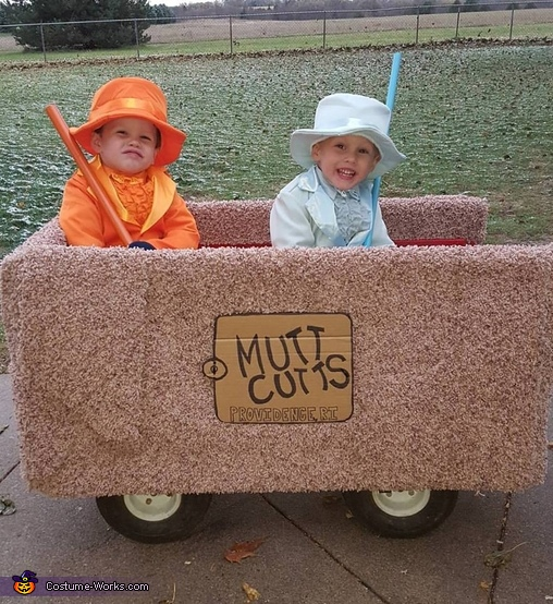 Dumb and Dumber, Harry & Lloyd from Dumb and Dumber Costume