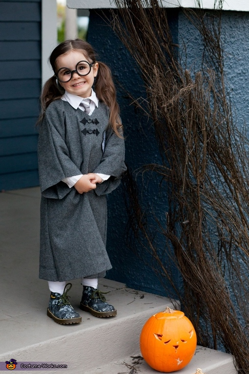 Moaning Myrtle., Harry Potter Costume