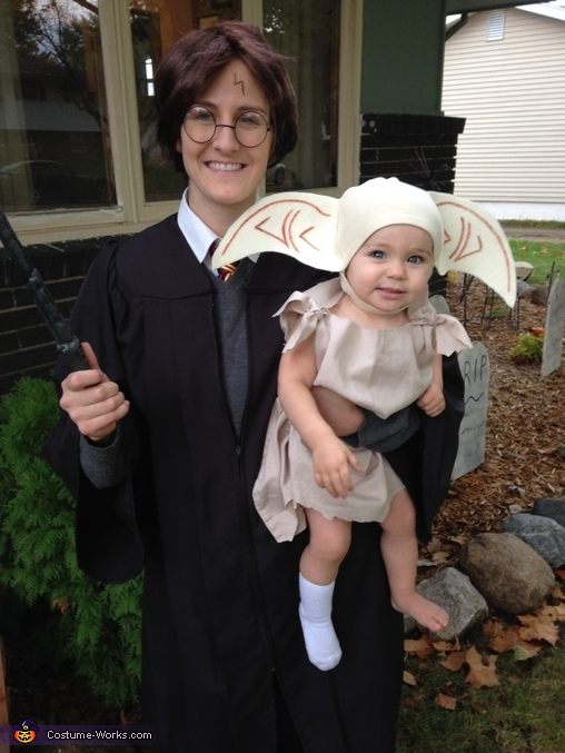 Harry Potter and Dobby Costume