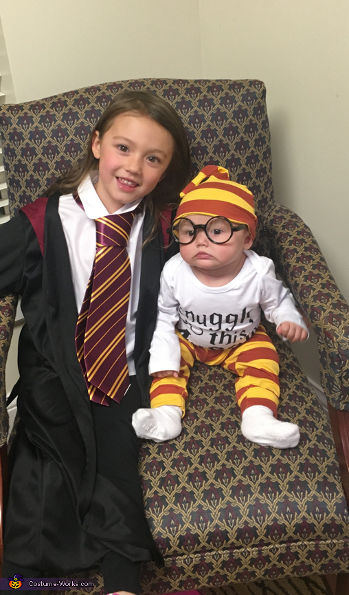 Hermione Granger Costume Diy