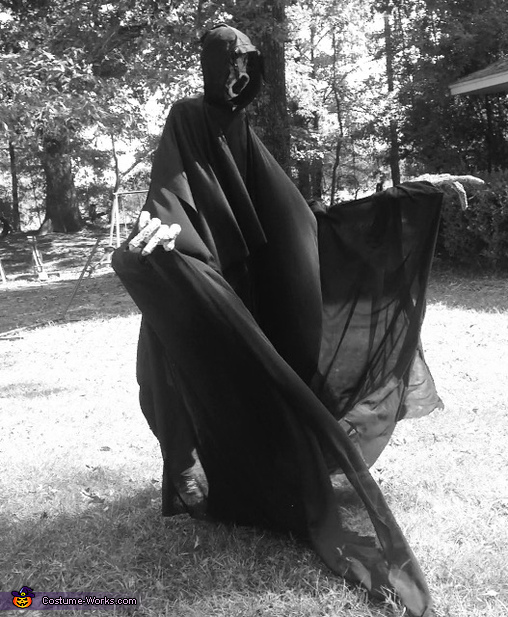 dementor returns harry potter family costume