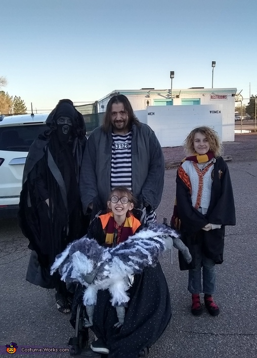 Harry potter family, Harry Potter Family Costume