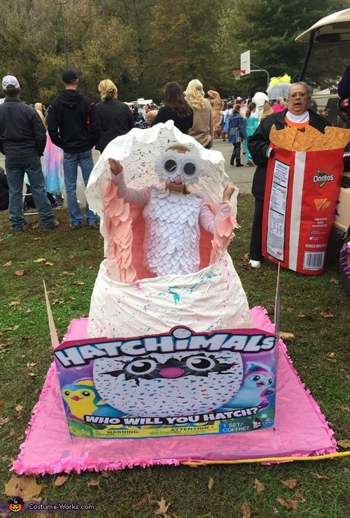 Hatchimal Costume