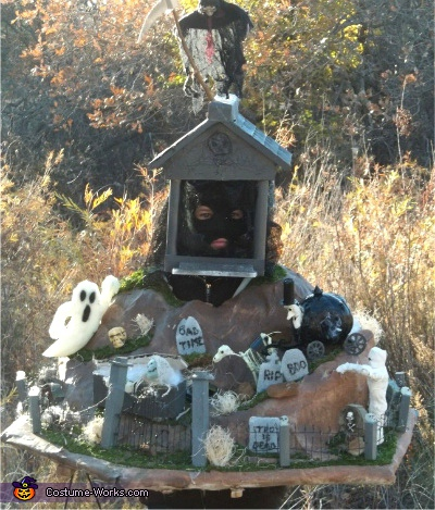 Haunted Graveyard Costume