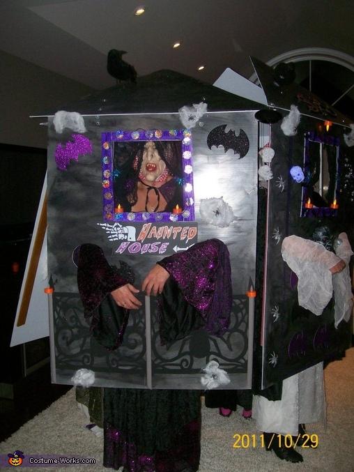 Haunted House Costume