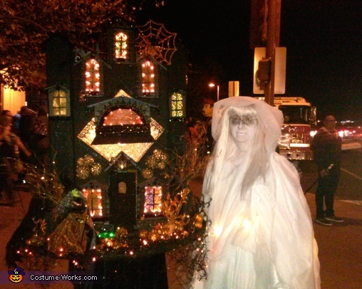 Haunted Mansion Costume