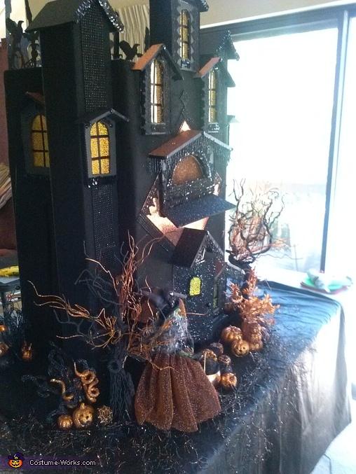 Haunted Mansion Homemade Costume