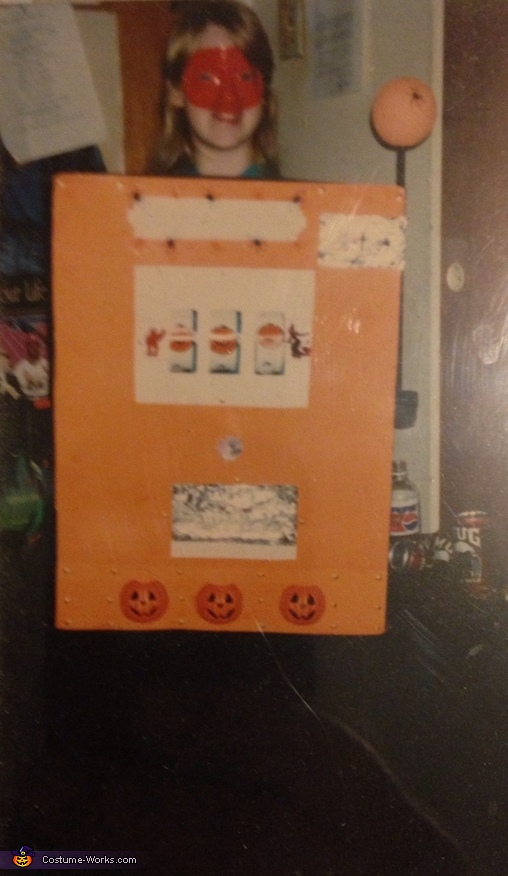 Haunted Slot Machine Costume